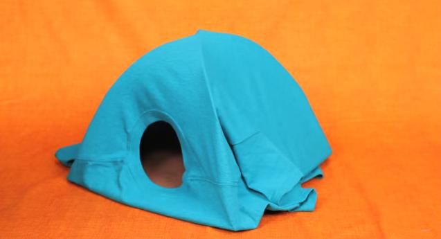 貓窩DIY