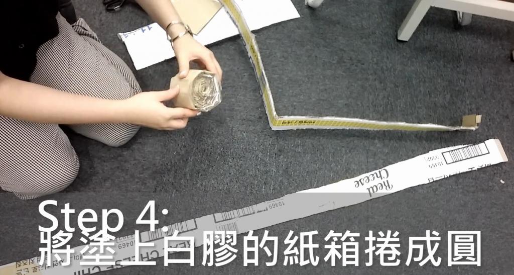 【簡易貓抓板DIY】只要5步驟~圓圓貓抓板省錢輕鬆做!
