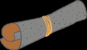 剪完可以用砂紙或磨甲器來磨指甲