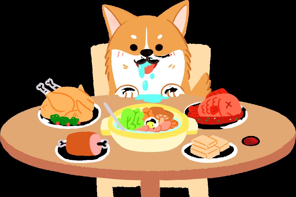 【肥胖汪喵飲食】毛孩千萬要忌口,大魚大肉萬萬要不得!