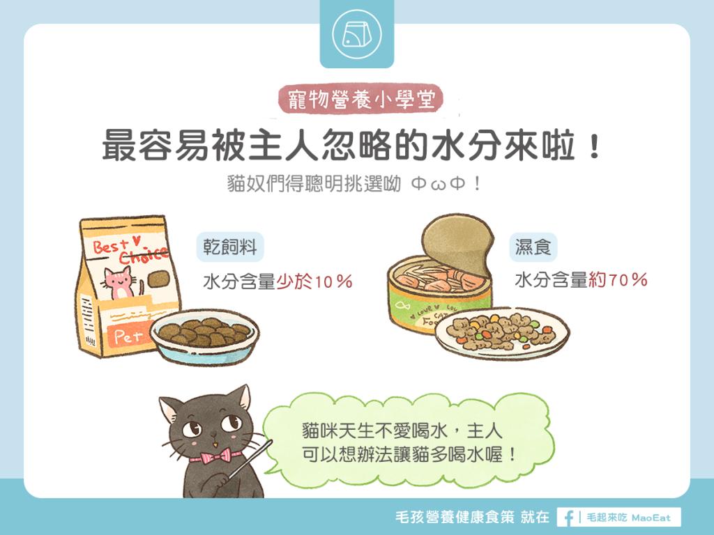 【毛孩食品解析】最容易被忽略!飼料罐頭水分比一比!