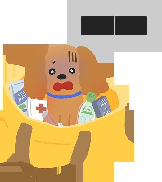 【日常危險】常把狗狗放在手提包裡嗎?當心致命物品在裡面!