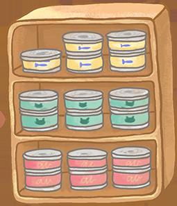 狗狗貓咪罐頭保存法新手毛爸媽必學開封罐頭未開封罐頭保存細菌孳生品質安全