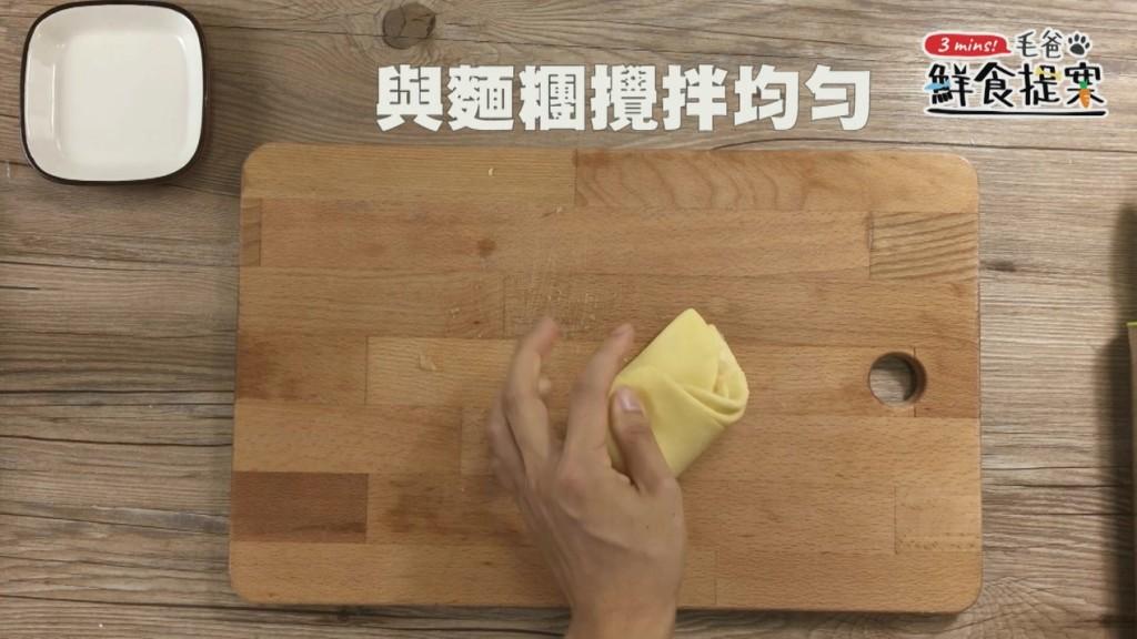 【毛爸鮮食提案】自製毛孩點心零失敗~卡滋卡滋地瓜脆餅