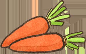 狗吃胡蘿蔔
