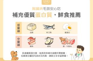 【 汪喵疾病飲食】優質蛋白質推薦 腎臟病毛孩安心吃