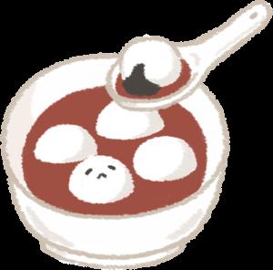 狗狗貓咪可以吃湯圓嗎脹氣消化不良糯米湯圓元宵節寵物肉丸代替