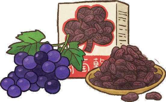 狗狗不能吃葡萄葡萄乾