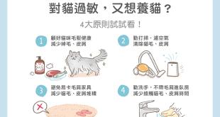 想養貓過敏怎麼辦貓毛過敏打噴嚏方法