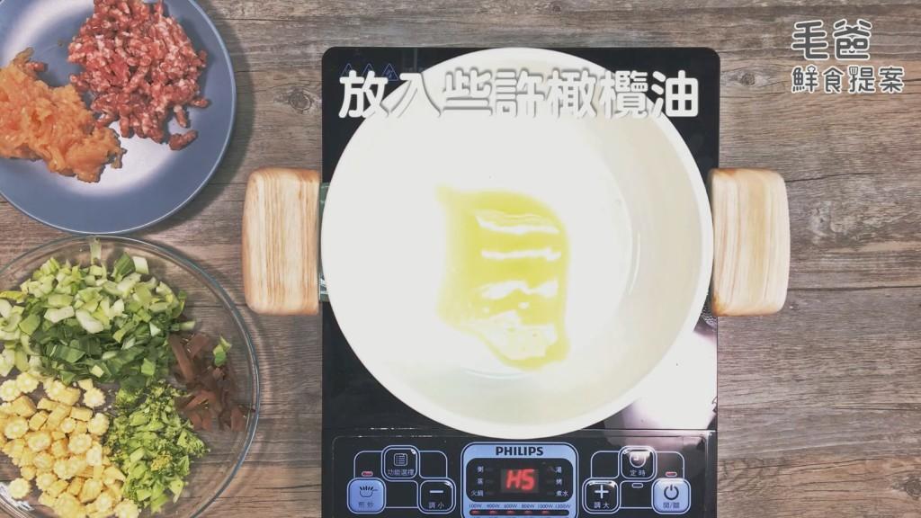 毛爸鮮食提案狗狗鮮食也能中華料理風~青花玉耳炒雙拼寵物鮮食狗狗鮮食製作教學食譜