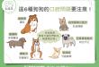 要注意口腔問題的6種狗狗