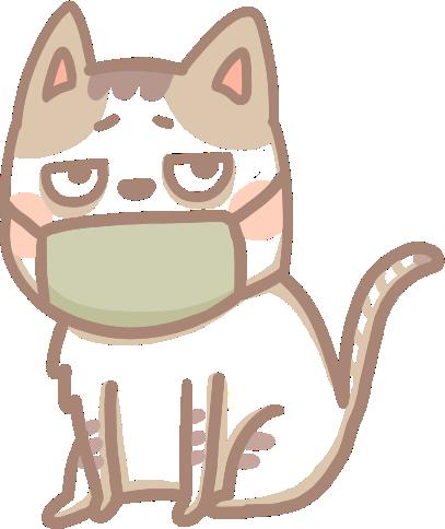 貓咪也會得香港腳