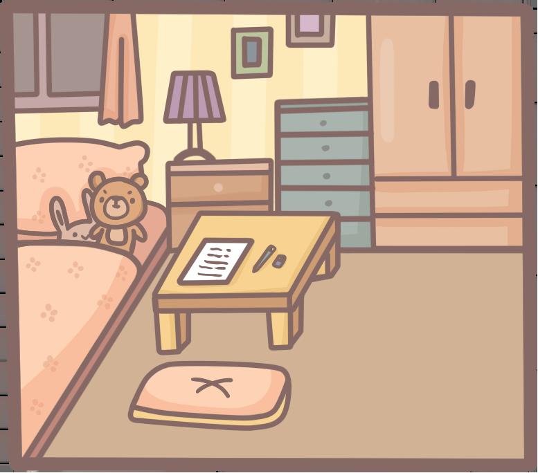 家裡越亂,貓咪越有安全感?!