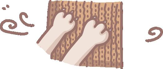 貓咪為什麼這麼愛磨爪? 3大原因一次解密!