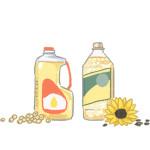 植物油可以讓毛孩皮膚不脫屑、保持水潤