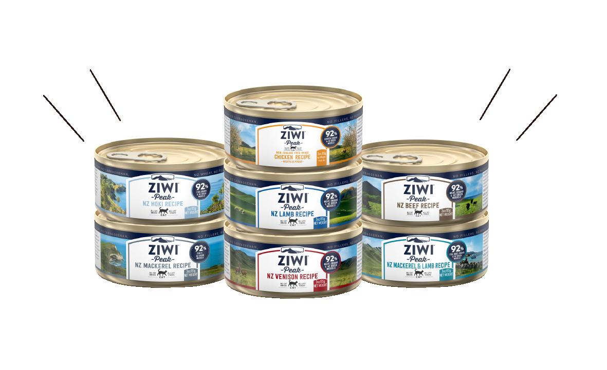 巔峰 ZiwiPeak鮮肉貓主食罐