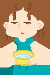 貓咪喝馬桶水不喝水碗的水
