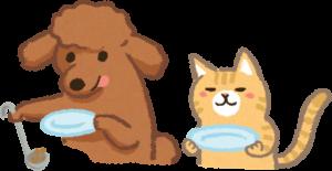 貓狗隨時有食物吃導致挑食